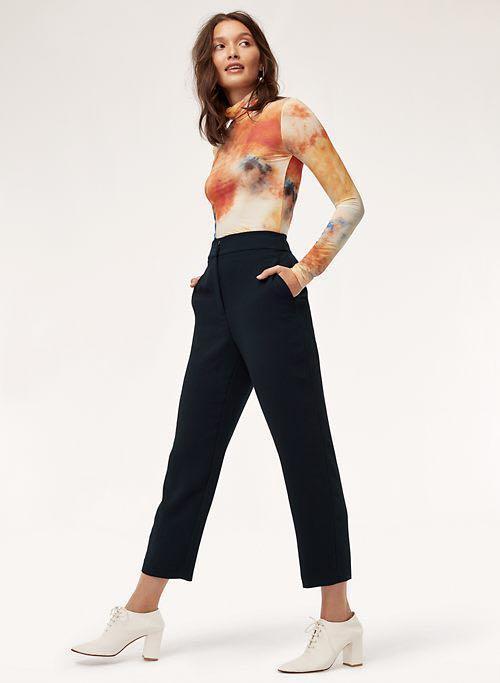 NEW Wilfred/ Aritzia Janelle Pants (Size 00) - *MUST BUY WITH DEANNE BLAZER*