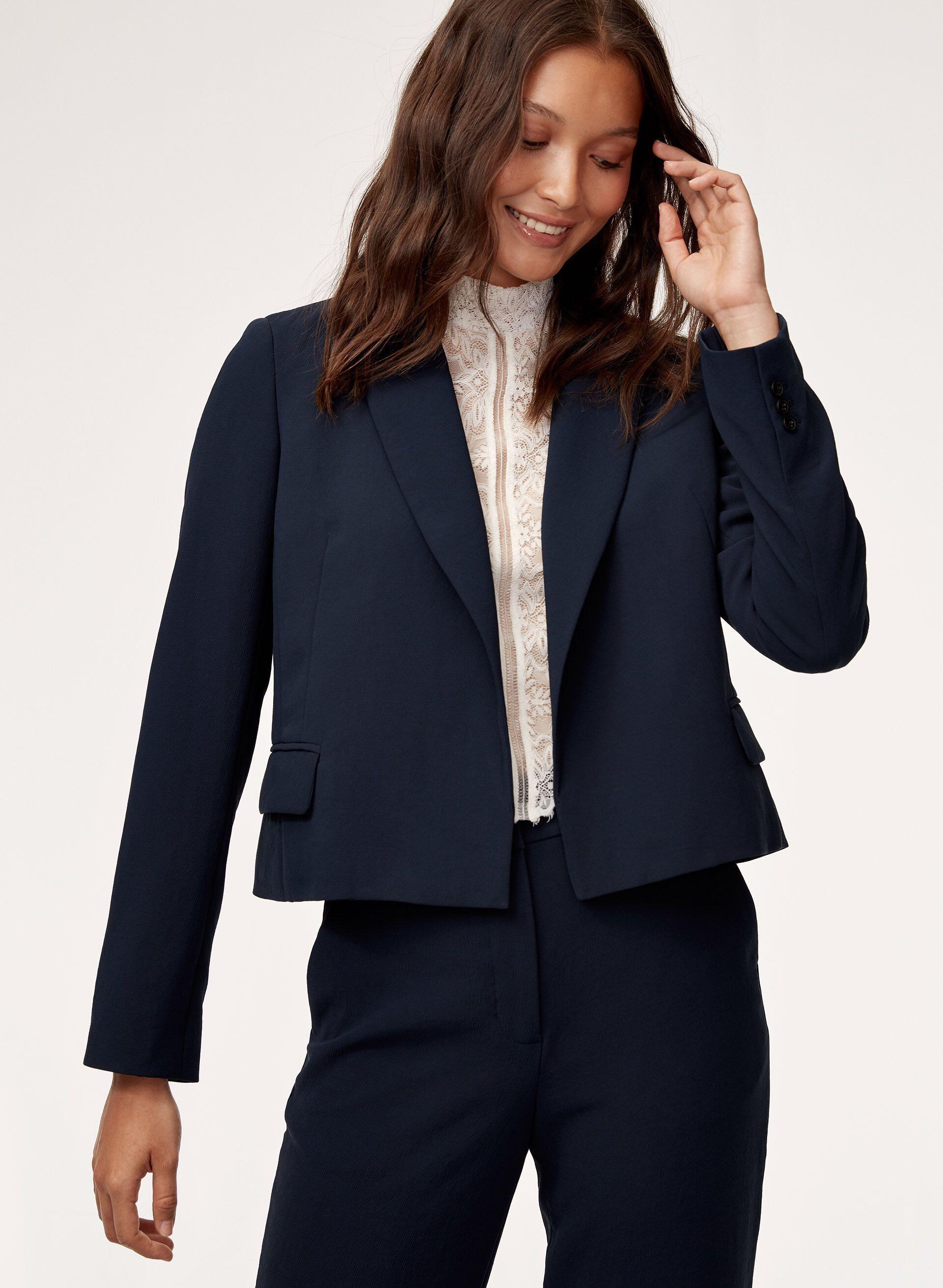 NEW Wilfred/Aritzia Blazer (size XXS) with tags (*MUST BUY WITH JANELLE PANT*)