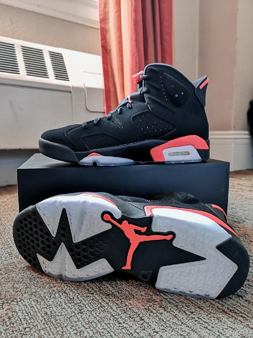 hot sales 38074 16fa7 Nike Air Jordan Retro 6