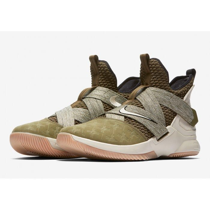 909f2d09a96b Nike Basketball Lebron Soldier 12