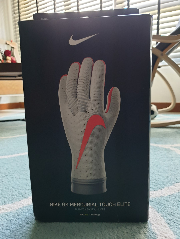 174563fd8 Goalkeeper Glove Nike GK mercurial touch elite, Sports, Sports ...