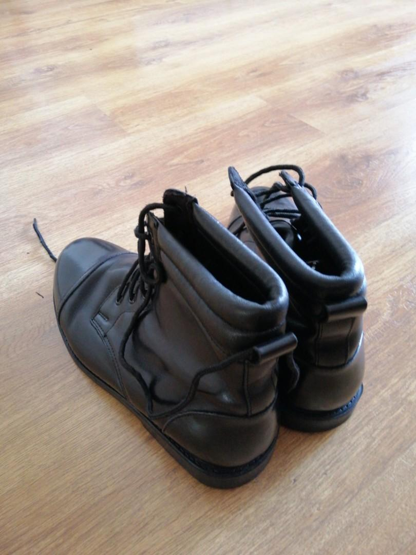 NPCC boots, Men's Fashion, Footwear, Boots on Carousell