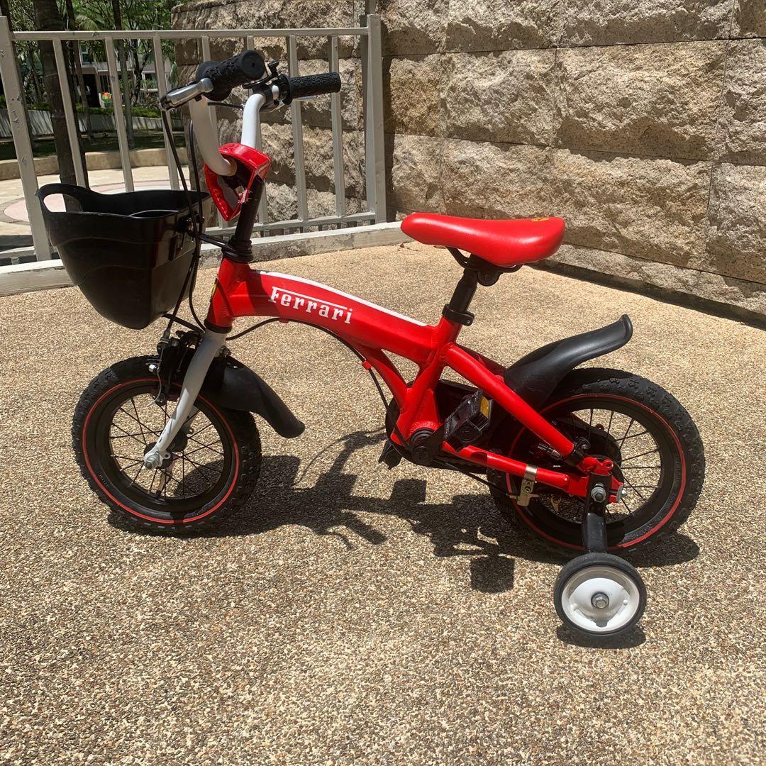 Ferrari Kids Bike Off 73 Felasa Eu