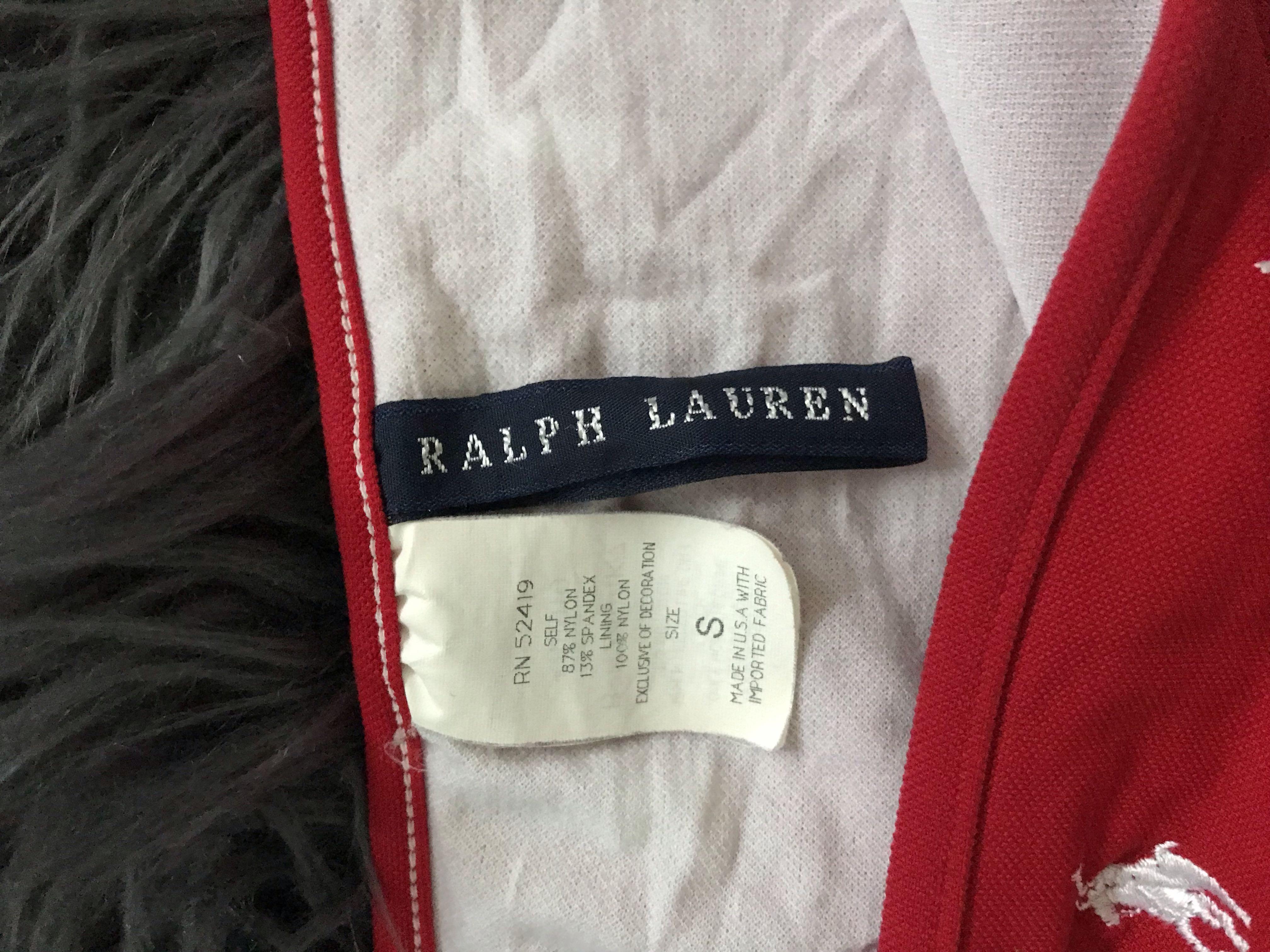 Ralph Lauren bikini bottoms