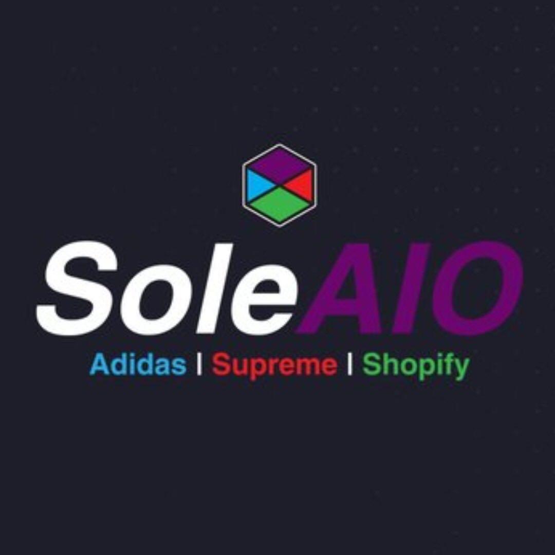 [Rent/Sale] Sole AIO Lifetime Sneaker Bot