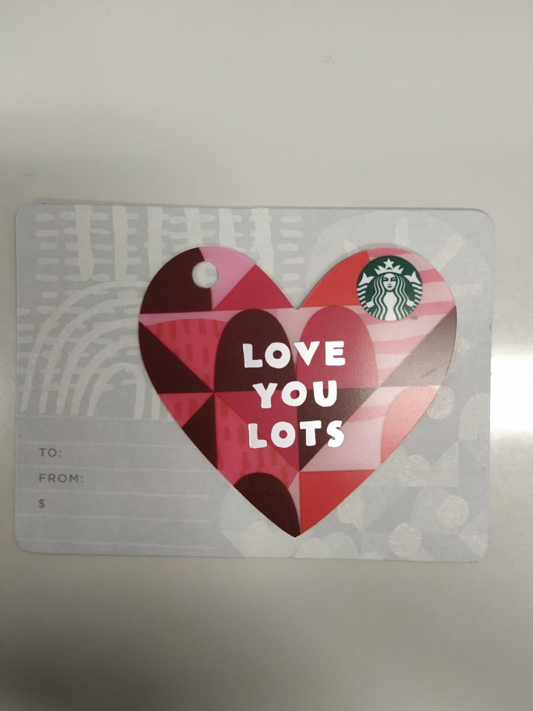 Starbucks Gift Cards ~ 2019 Gift Card Lots ~ New//No Value