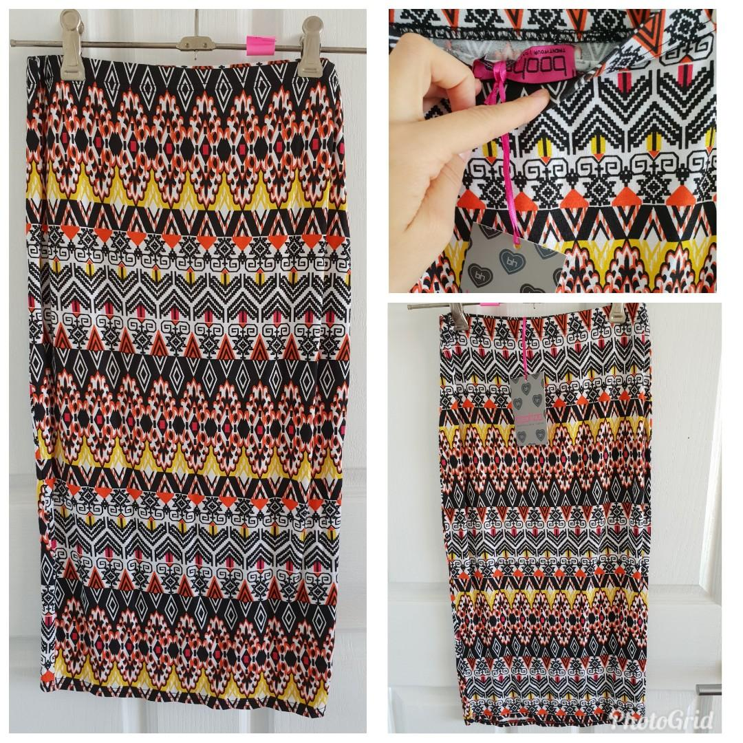 Stretch midi bandage style pencil skirts BRAND NEW WITH TAGS