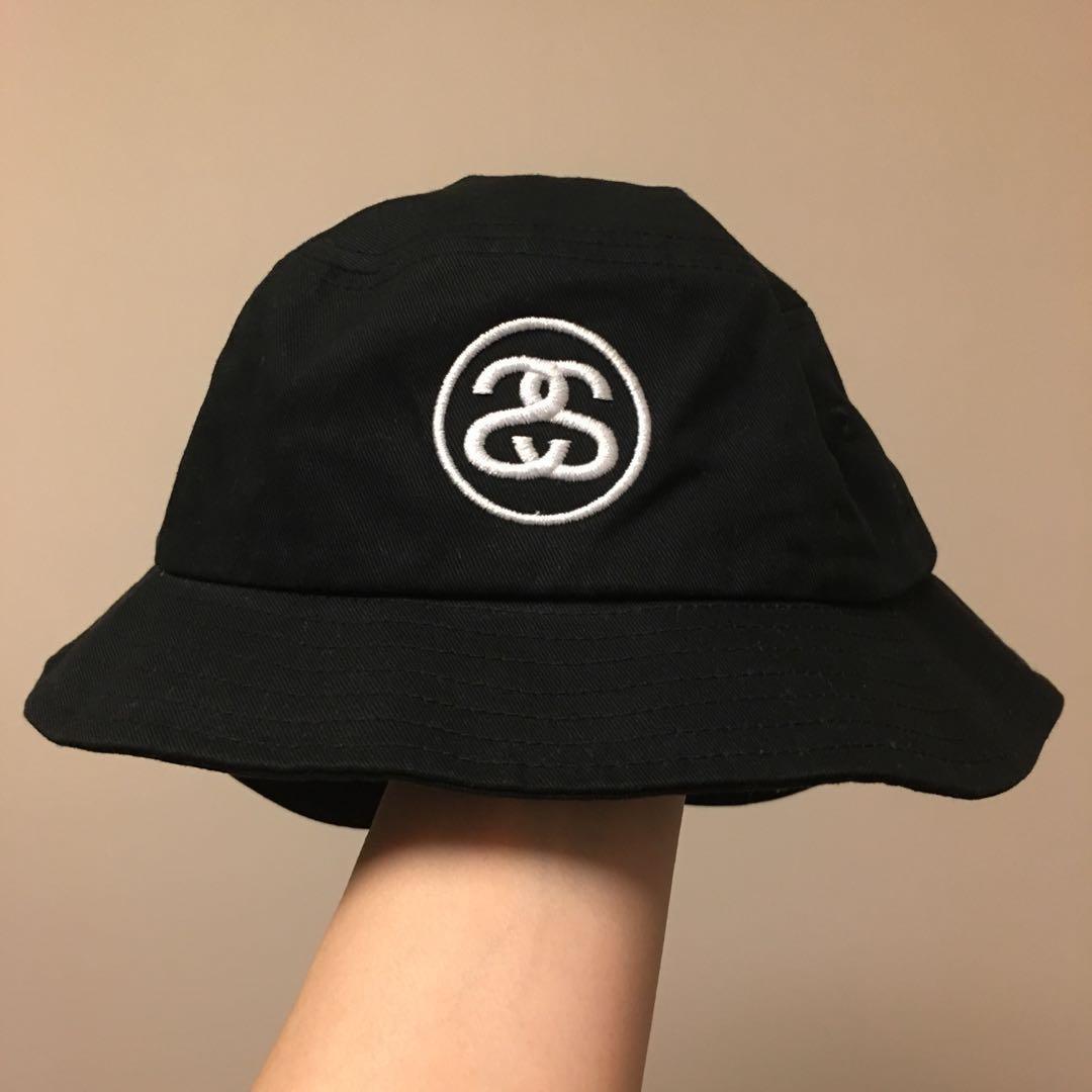 2f583d44473 Stussy Classic Logo Bucket Hat 魚夫帽(not Supreme)