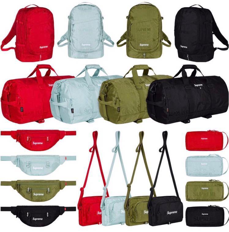 a2c626d18b5a Supreme Spring SS19 Bags Preorder