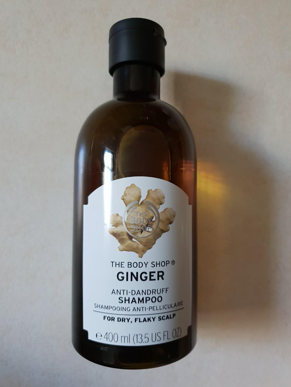 9a8f55f42c8 The Body Shop Ginger Anti-Dandruff Shampoo