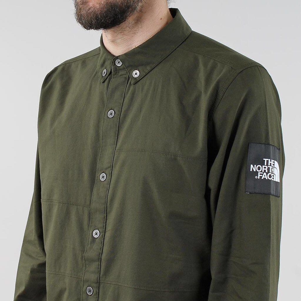 5a87f82e60ee The North Face Black Label Denali Shirt