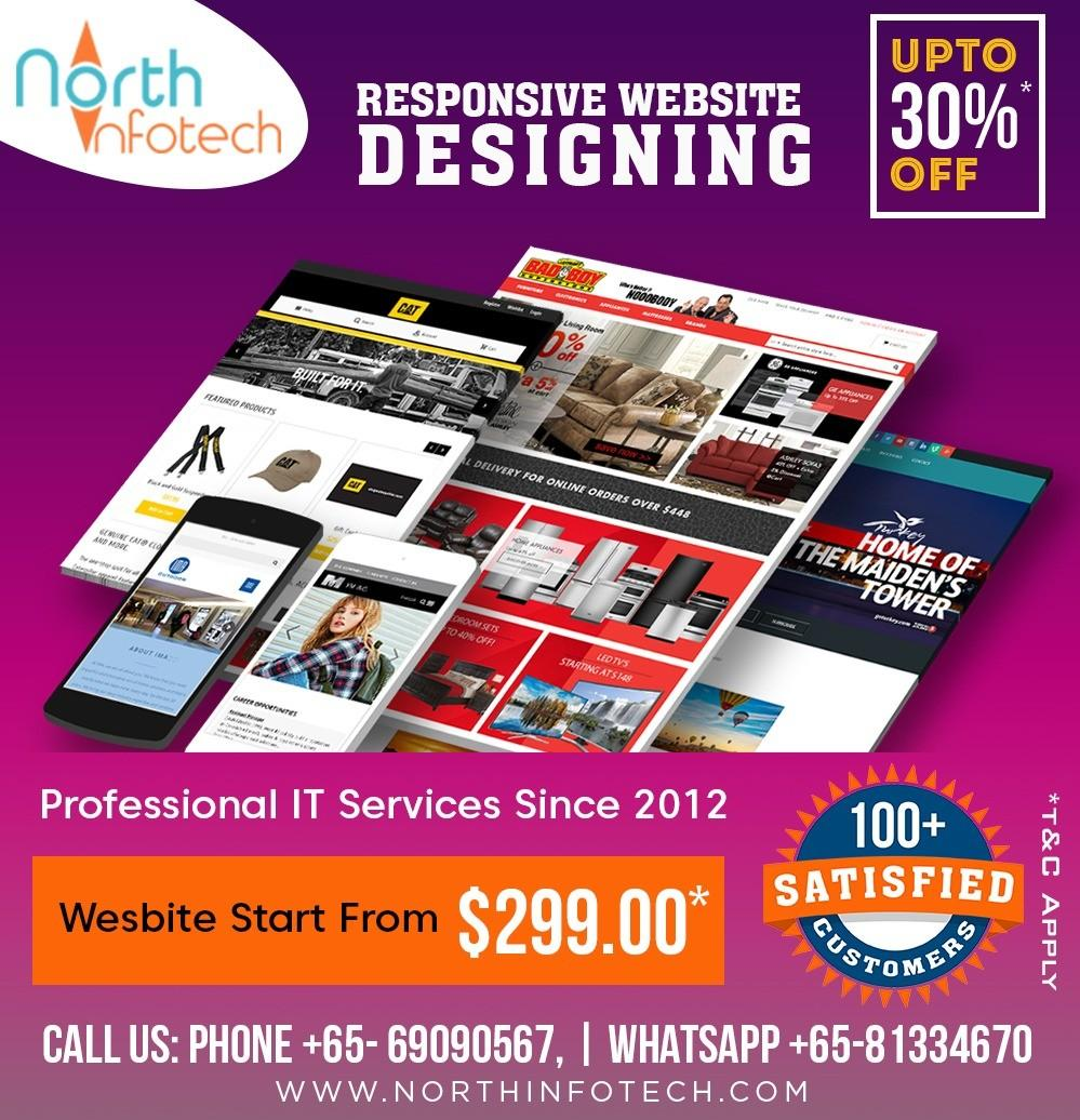 Professional Websites design services for individuals as well as all businesses