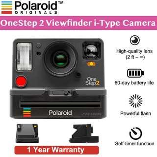 🚚 Polaroid Originals OneStep 2 Viewfinder i-Type Camera - Graphite