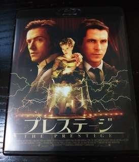 🎬【日版Blu-ray】The Prestige