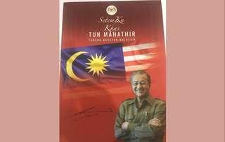 #SparkJoyChallenge setemku khas:Tun Mahathir(Tabung Harapan Malaysia)