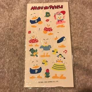 Pekkle sticker 1994