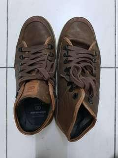 Obermain Casual Leather Shoes