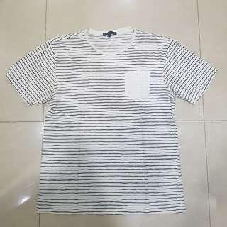 NIX KOREAN STYLE STRIPE TEE SHIRT