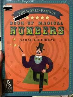 The World Famous Book of Magical Numbers