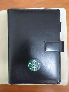 Starbucks planner journal 2019 new diary