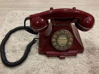 Old-time telephone