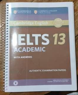 IELTS CAMBRIDGE ACADEMIC 13