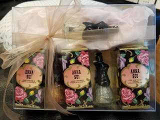 Anna Sui Nail Color Set 8 ml x 3