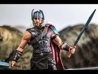 """POST LUNAR NEW YEAR MEGA SALE! LIMITED TIME ONLY! VERY RARE & HOT! LAST PIECE! Hasbro Marvel Legends Thor Ragnarok Gladiator Thor 6"""" Action Figures For SALE!"""