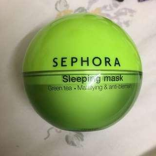 [REDUCED]Sephora Sleeping Mask for oily skin