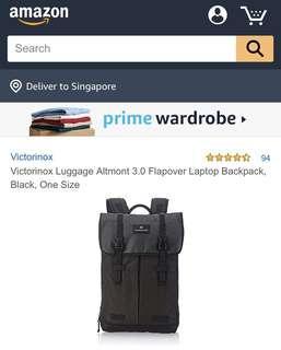 🚚 Victornox laptop bag for SALe