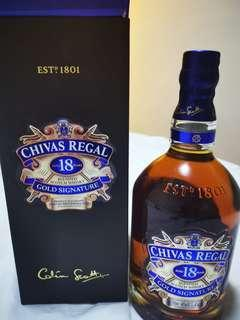 🚚 Chivas Regal