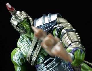 """POST LUNAR NEW YEAR MEGA SALE! LIMITED TIME ONLY! VERY RARE & HOT! LAST PIECE! Hasbro Marvel Legends Thor Ragnarok Gladiator Hulk 6"""" BAF Action Figures For SALE!"""