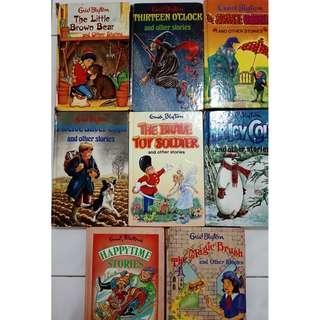 Various Enid Blyton's Book