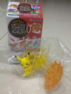 Pokemon Desk de Oyakudachi Figure Vol.3 - Pikachu