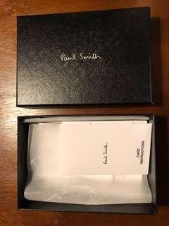 Paul Smith 銀包禮物紙盒