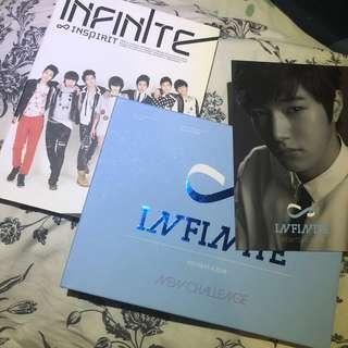 INFINITE ALBUMS