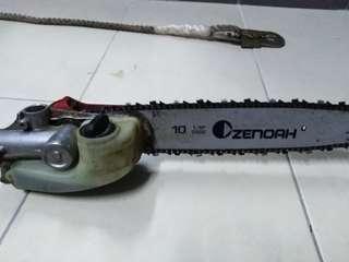 Chainsaw utk dijual