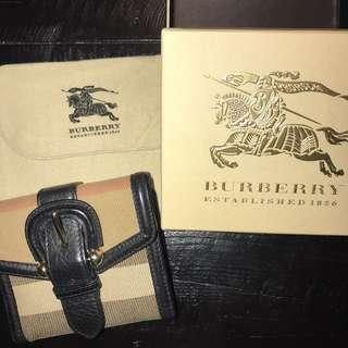 Women's Burberry Wallet