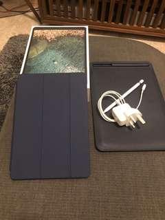 IPAD PRO 64GB (10.5 inch) Wi-Fi, Apple Care+, Leather Sleeve