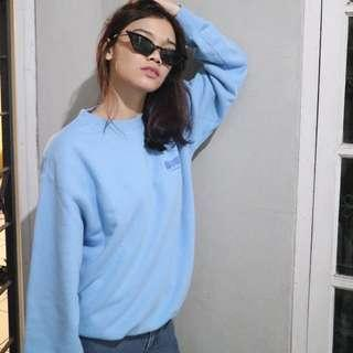 Babyblue Sweater
