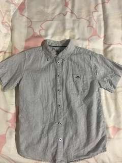 🚚 Chateau de sable blue strip shirt