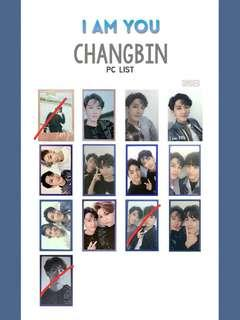 [WTB] Stray Kids Changbin I AM YOU Photocards