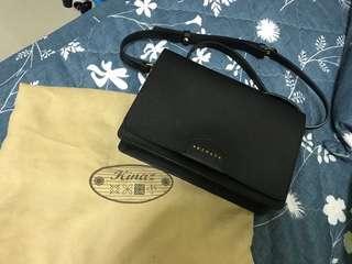 🚚 專櫃KINAZ 經典黑色小包