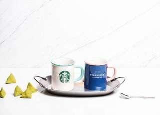 Starbucks Mug (Blue)