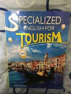 🚚 觀光英語課本