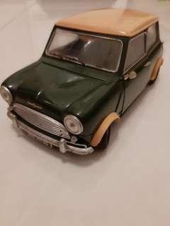 Mini Cooper S 1964 Scale 1:16