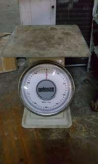 Scale heavy duty 2nd