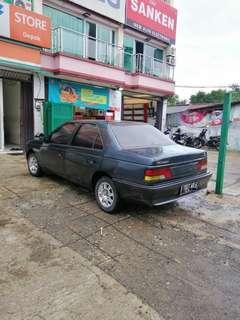 Mobil Peugeot