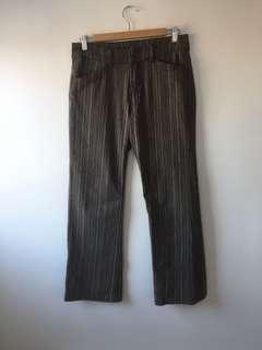 Roadrunner striped pants