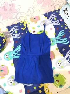 blue jumpsuit only 75k!!!!